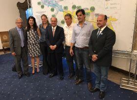Diretores da ASPIPP acompanham assinatura do autorizo de Alckmin para licitar obra da Raposo